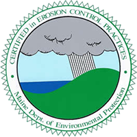 Contractor Certified in Erosion Control Practices